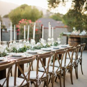 Al Fresco Sonoma-Style Wine and Cheese Backyard Party