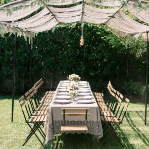 Sweet Backyard Brunch Bridal Shower